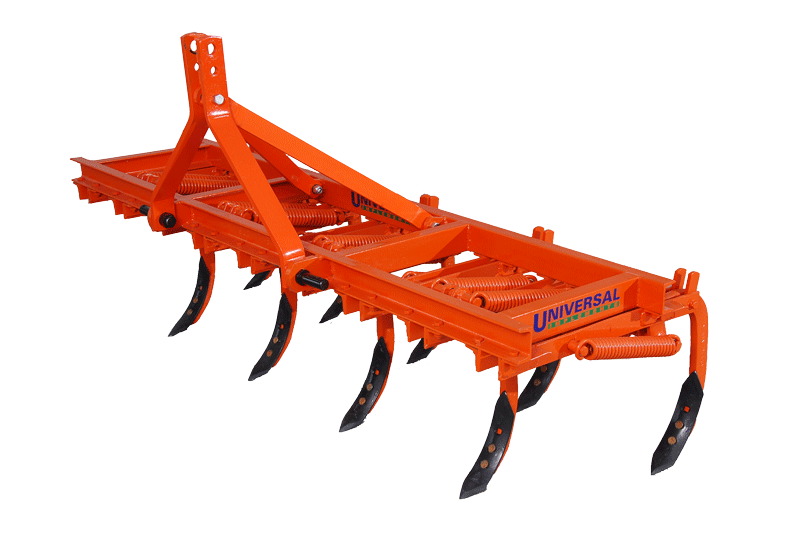 Bharat Spring Loaded Cultivator